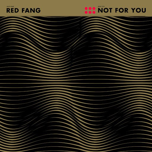 Red Fang альбом Not for You