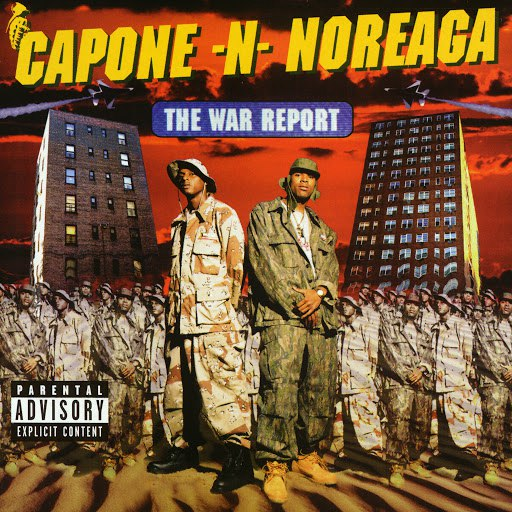 Capone-N-Noreaga альбом The War Report
