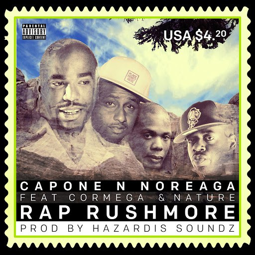 Capone-N-Noreaga альбом Rap Rushmore (feat. Cormega & Nature)