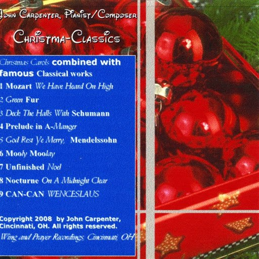 John Carpenter альбом Christma-Classics
