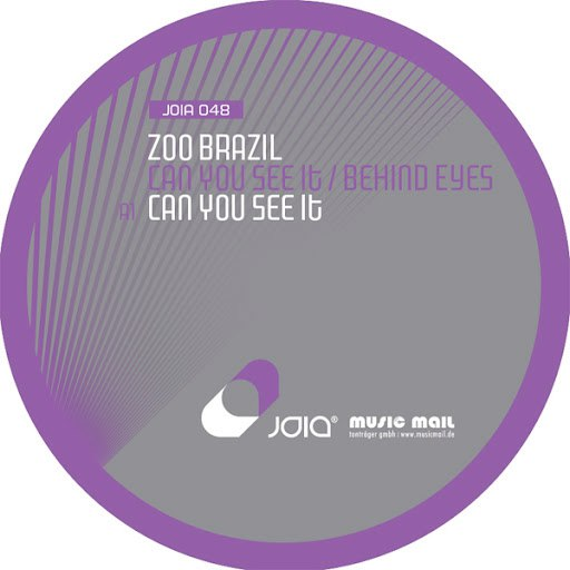 Zoo Brazil альбом Can You See It / Behind Eyes - EP