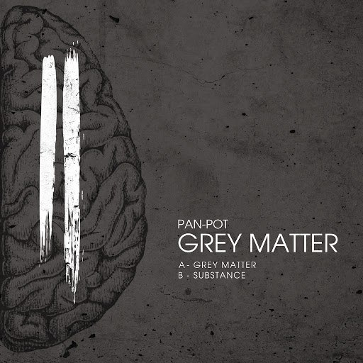 Альбом Pan-Pot Grey Matter