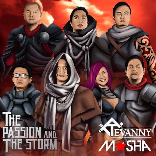 Masha альбом The Passion and the Storm (feat. Caren Tevanny)