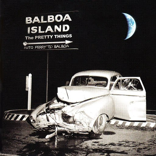 The Pretty Things альбом Balboa Island (Deluxe Version)