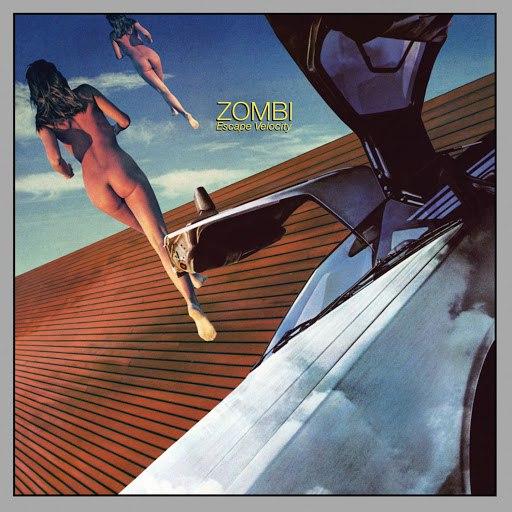 zombi альбом Escape Velocity