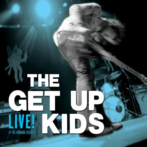 The Get Up Kids альбом Live At The Granada Theater