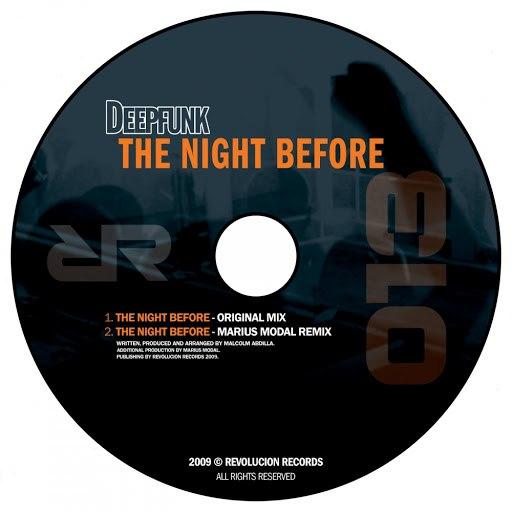 Deepfunk альбом The Night Before