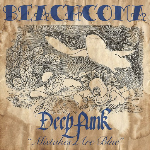 Deepfunk альбом Mistakes Are Blue