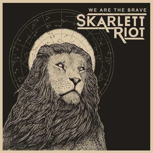 Skarlett Riot альбом We Are the Brave