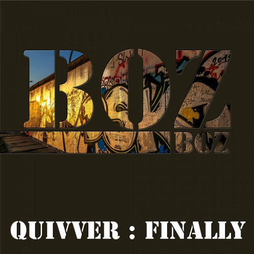 Quivver альбом Finally