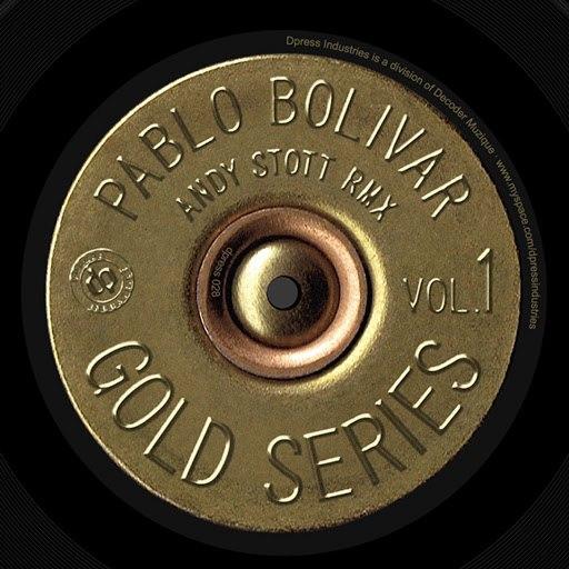 Pablo Bolivar альбом Gold Series Vol.1
