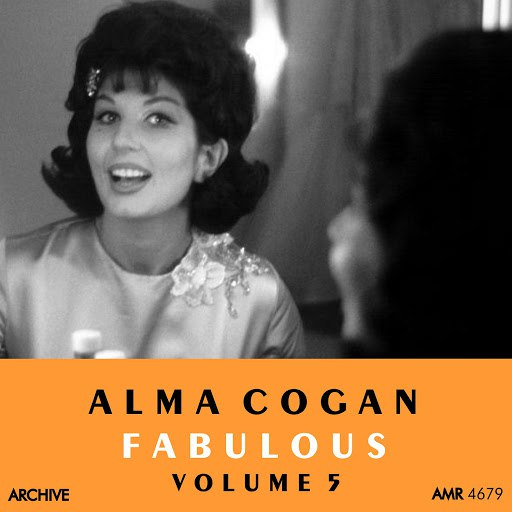 Alma Cogan альбом Fabulous Volume 5