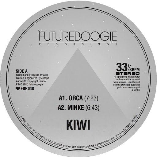 Kiwi альбом Orca