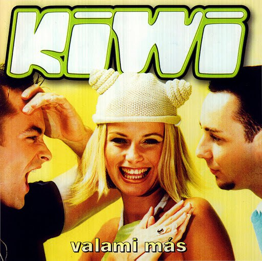 Kiwi альбом Valami más