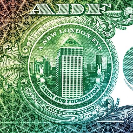 Asian Dub Foundation альбом A New London Eye