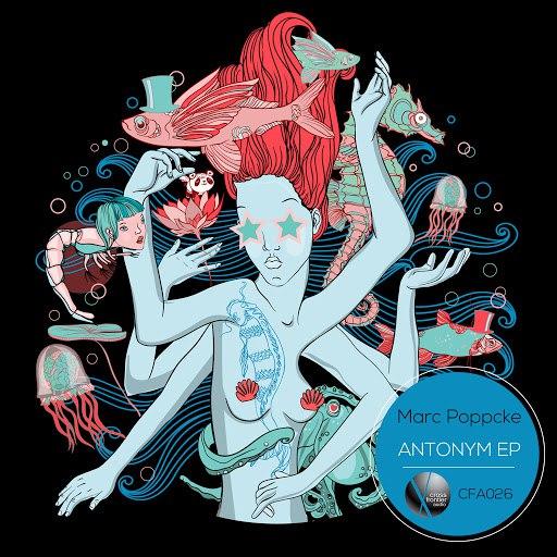 Marc Poppcke альбом Antonym EP
