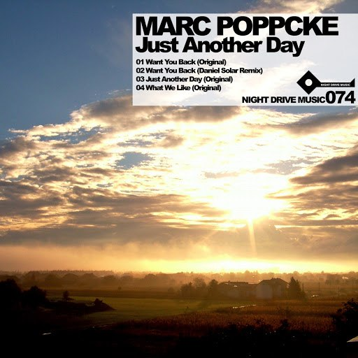 Marc Poppcke альбом Just Another Day - EP