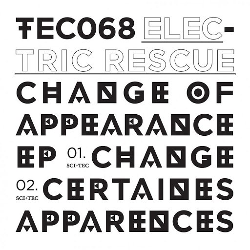 Альбом Electric Rescue Change of Appearance