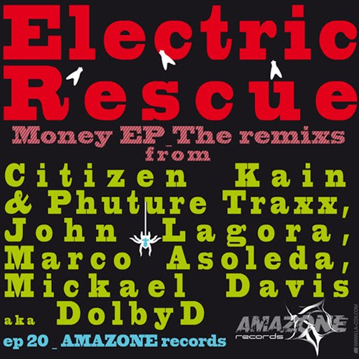 Electric Rescue альбом Money (The Remixs)
