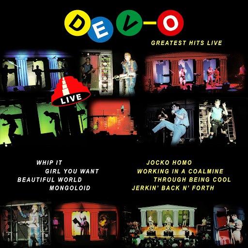 Devo альбом Greatest Hits Live