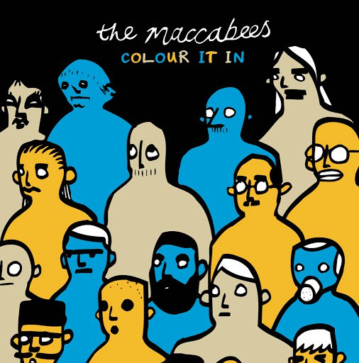 The Maccabees альбом Colour It In
