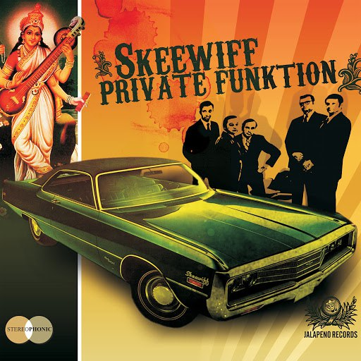 Skeewiff альбом Private Funktion