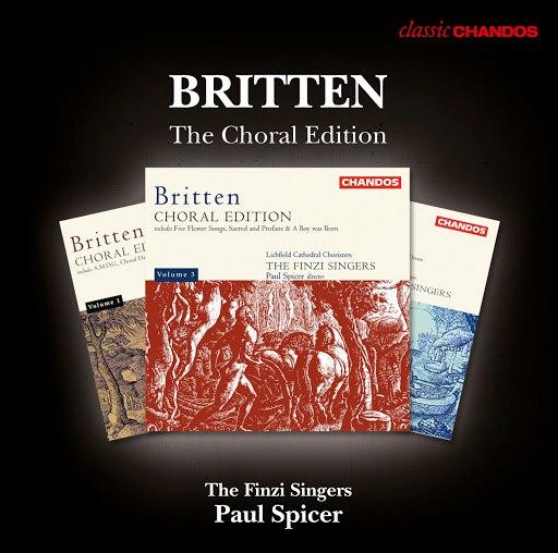 Benjamin Britten альбом Britten: The Choral Edition