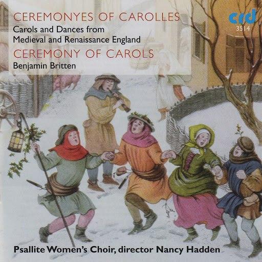 Benjamin Britten альбом Ceremony Of Carols