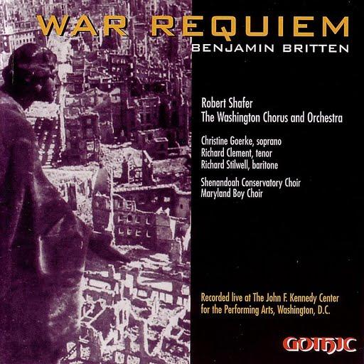 Benjamin Britten альбом Benjamin Britten: War Requiem (Disc 1)