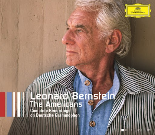 Leonard Bernstein альбом The Americans: The Complete Recordings on Deutsche Grammophon