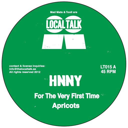 HNNY альбом For The Very First Time EP