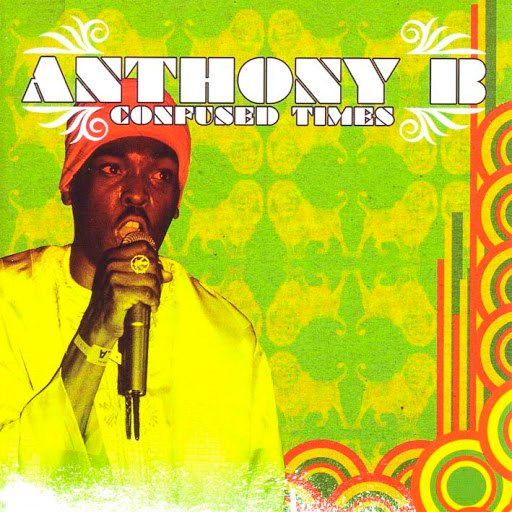 Anthony B альбом Confused Times