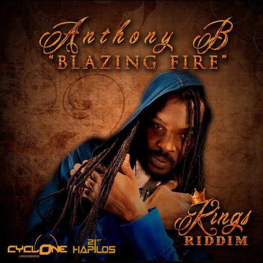 Anthony B альбом Blazing Fire