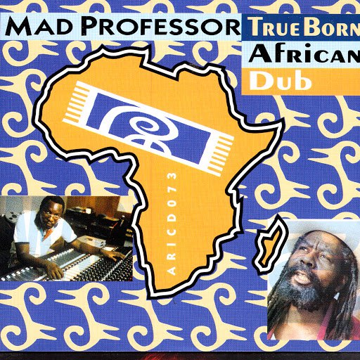 Mad Professor альбом True Born African Dub