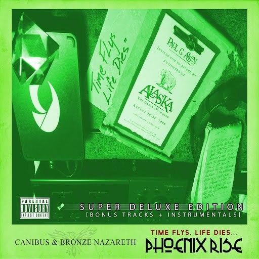 Canibus альбом Time Flys, Life Dies... Phoenix Rise (Super Deluxe Version)