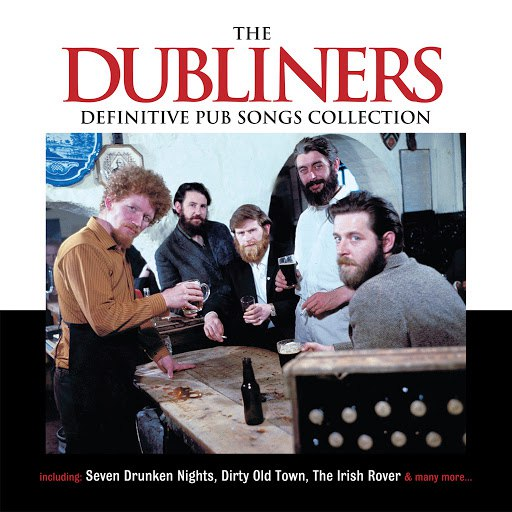 The Dubliners альбом Definitive Pub Songs Collection