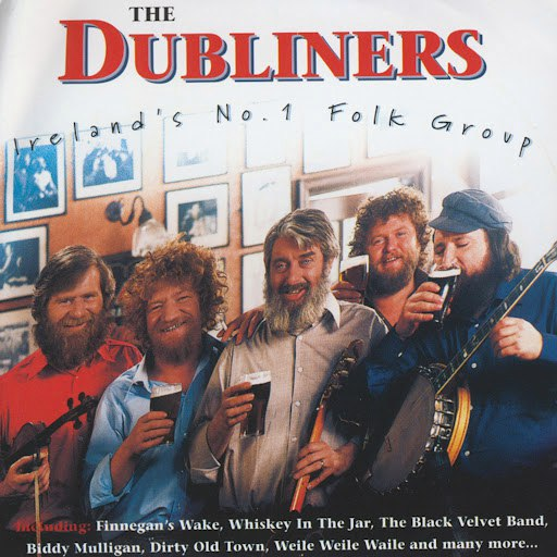 The Dubliners альбом Ireland's No.1 Folk Group