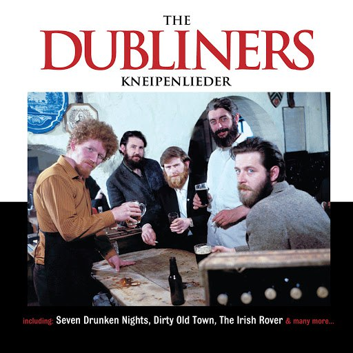The Dubliners альбом Kneipenlieder
