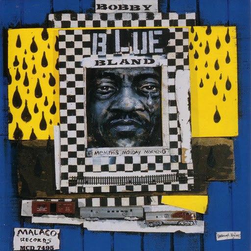 "Bobby ""Blue"" Bland альбом Memphis Monday Morning"