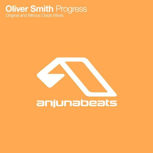 Oliver Smith альбом Progress