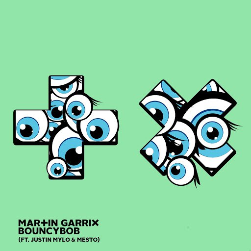 Martin Garrix альбом Bouncybob (feat. Justin Mylo & Mesto)