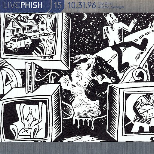 Phish альбом LivePhish, Vol. 15 10/31/96 (The Omni, Atlanta, GA)