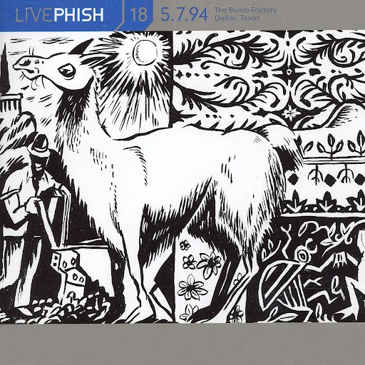 Phish альбом LivePhish, Vol. 18 5/7/94 (The Bomb Factory, Dallas, TX)