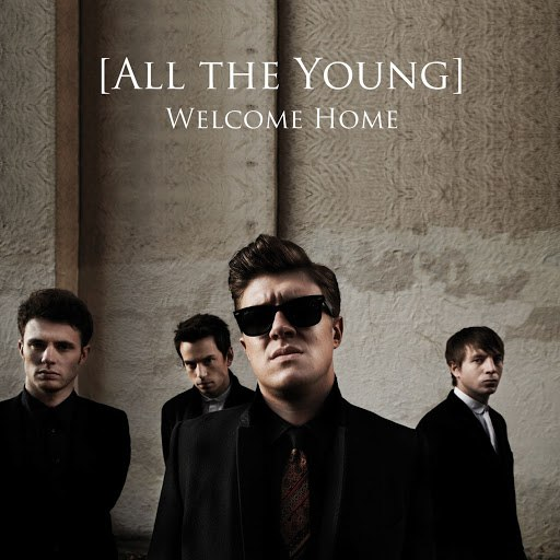 All The Young альбом Welcome Home