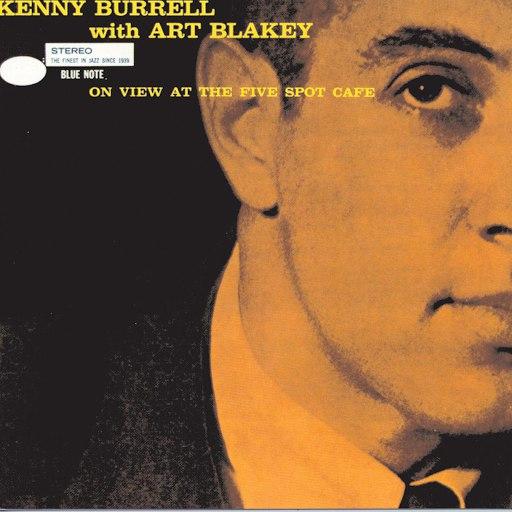 Kenny Burrell альбом At The Five Spot Cafe