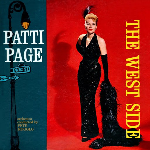 Patti Page альбом The West Side