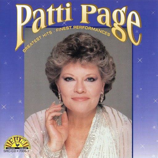 Patti Page альбом Greatest Hits - Finest Performances