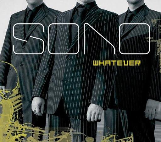 Sono альбом Whatever