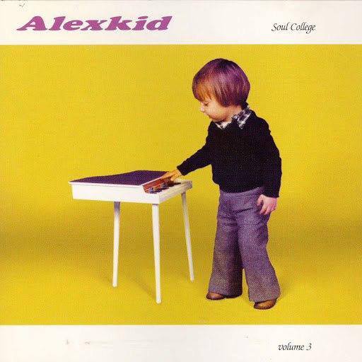 Alexkid альбом Soul College