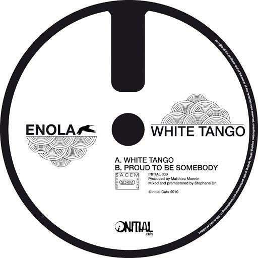 Enola альбом White Tango - EP